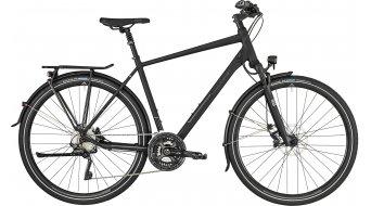 """Bergamont Horizon 9.0 Gent 28"""" Trekking komplett kerékpár cm black/sötét grey (matt/shiny) 2019 Modell"""