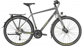 """Bergamont Vitess 7.0 Gent 28"""" trekking vélo taille 48 cm grey/black/lime (matt) Mod. 2019"""