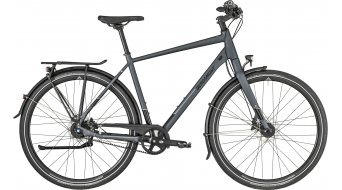 "Bergamont Vitess N8 Belt Gent 28"" Trekking 整车 型号 dark grey/black/grey (matt/shiny) 款型 2019"