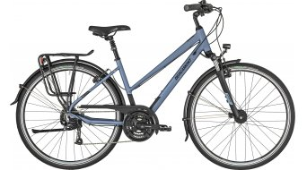 "Bergamont Horizon 3.0 Lady 28"" trekking bici completa da donna mis. 44 cm dark bluegrey/black/light blue (opaco) mod. 2019"