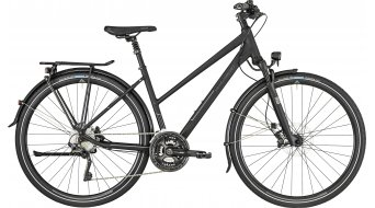 "Bergamont Horizon 9.0 Lady 28"" trekking bike damesfiets cm black/dark grey (mat/shiny) model 2019"