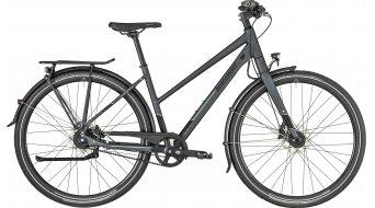 "Bergamont Vitess N8 Belt Lady 28"" трекинг Дамски велосипед, размер cm тъмно сиво/черен/сив (матов/лъскав) модел 2019"