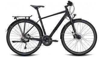 """Conway TS 600 28"""" Trekking komplett kerékpár black matt/black 2020 Modell"""