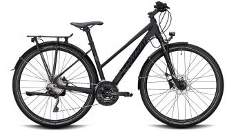 "Conway TS 600 28"" trekking bike ladies black matt/black 2020"