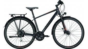 "Conway TS 400 28"" trekking bici completa mis. L grigio/arancione mod. 2021"