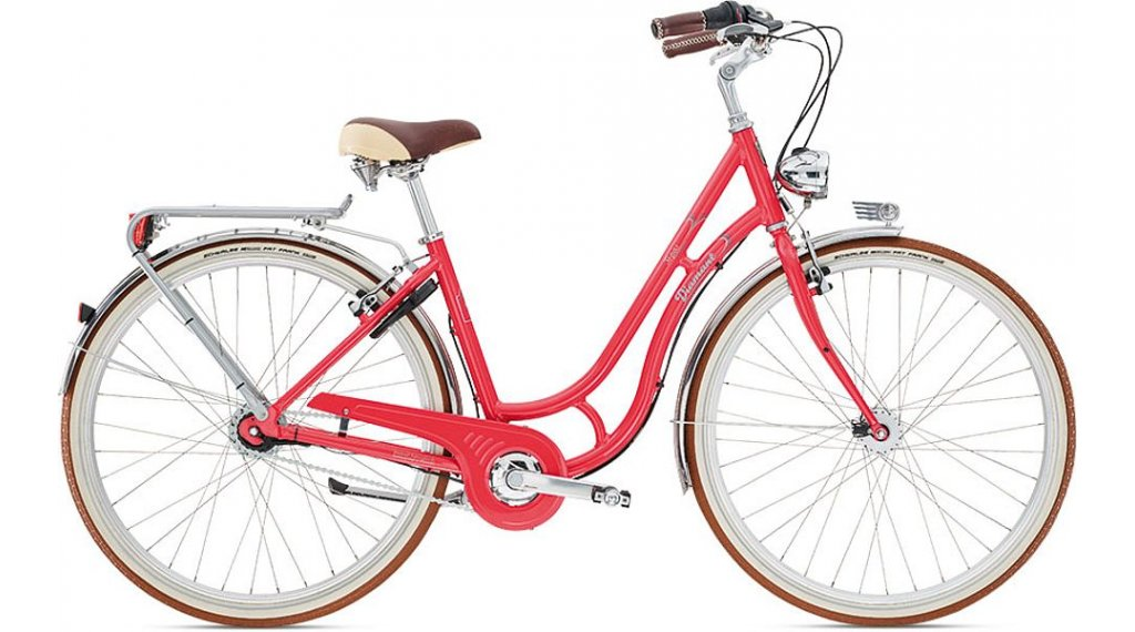 "Diamant Topas Villiger SCH 26"" Urban/City vélo taille S flamingorot Mod. 2020"