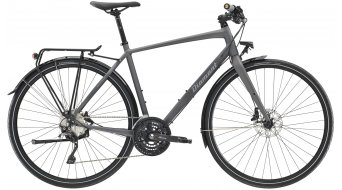 "Diamant Rubin Super Legere HER 28"" trekking bike size L graphit grey  2020-Demo Item- scratch AM top tube"