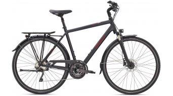 """Diamant enbari Super Deluxe HER 28"""" trekking fiets heren . gitzwart model 2020"""