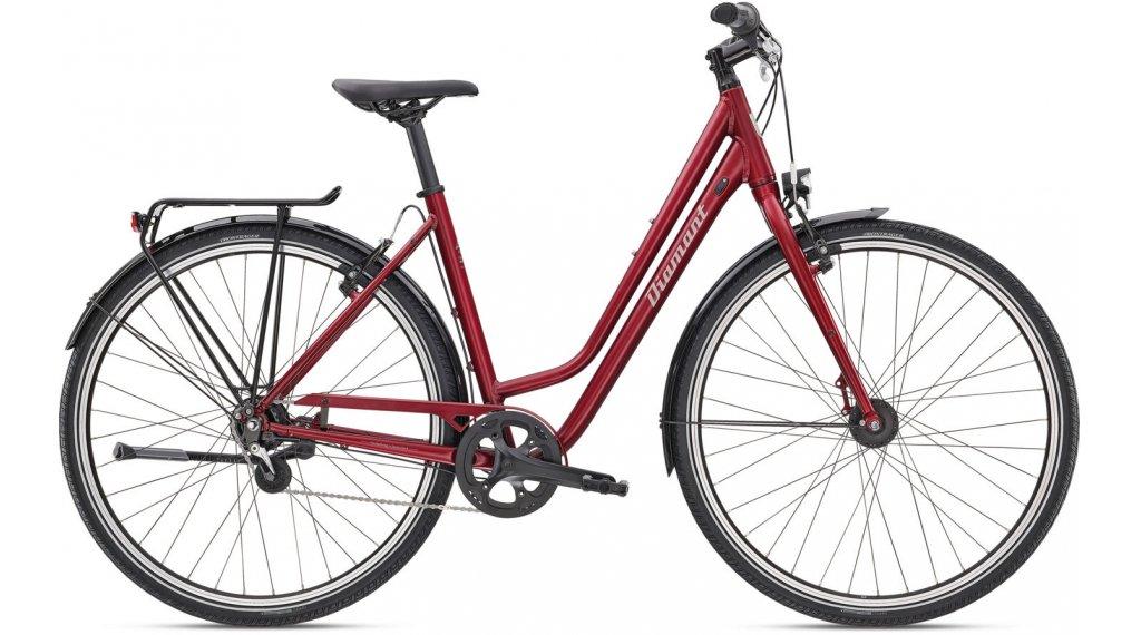 "Diamant 882 WIE 28"" Urban/City bici completa tamaño L rhodonit metallic Mod. 2020"