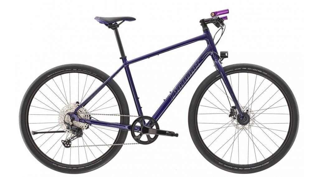 "Diamant 136 HER 28"" City/Trekking bici completa tamaño XL ysop morado Mod. 2021"