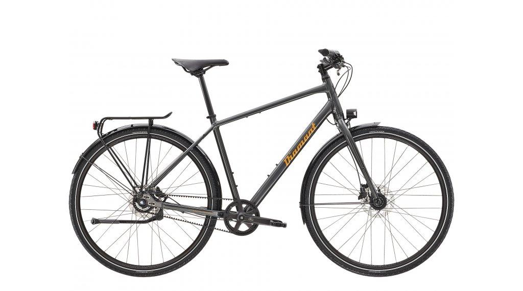 "Diamant 247 Deluxe HER 28"" City/Trekking bici completa tamaño L dravitgrau metallic Mod. 2021"