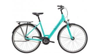 "Diamant Achat TIE 28"" City/Urban bike size_S_aquamarin _2022"
