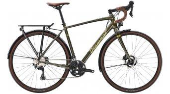 "Diamant 137 HER 28"" bike green metallic 2022"