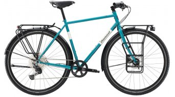 "Diamant Villiger trekking 28"" bike blue 2022"