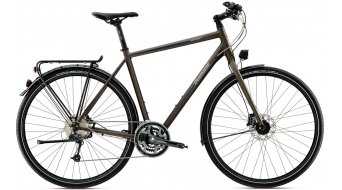 Diamant Elan Esprit H 28 trekking bike herenfiets Gr. pyrit bruin(e) metallic model 2017