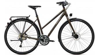 Diamant Elan Esprit G 28 trekking bici completa da donna mis. 50cm pyrit marrone metallico mod. 2017