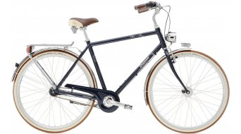 Diamant Topas Deluxe H 28 City Komplettbike Herren-Rad stahlblau metallic Mod. 2017
