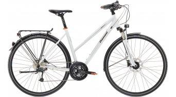 Diamant Elan Deluxe G 28 Trekking Komplettbike Damen-Rad weiss Mod. 2017