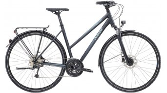 "Diamant Elan Legere G 28"" trekking bike ladies version size M (50cm) tief black 2018"