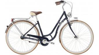 Diamant Topas Deluxe S 28 City Komplettbike Damen-Rad Gr. 47cm stahlblau metallic Mod. 2017