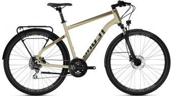 Ghost Square Trekking Base 28 Trekking komplett kerékpár dust/jet black 2021 Modell