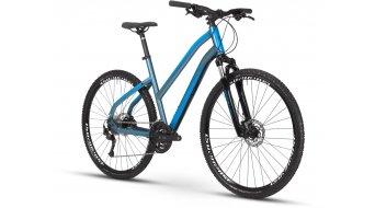 Ghost Square Cross Base 28 Trekking bici completa Señoras tamaño XS nightblack/jet negro Mod. 2021