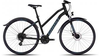 Ghost Square Cross X 2 Fitnessbike Komplettbike Damen-Rad black/lightblue Mod. 2016