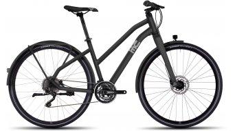Ghost Square Urban X 8 Fitnessbike Komplettbike Damen-Rad gray/silver Mod. 2016