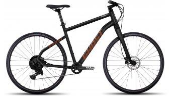 Ghost Square Cross 5 AL Fitnessbike Komplettrad Gr. XL black/monarch orange/urban gray Mod. 2017
