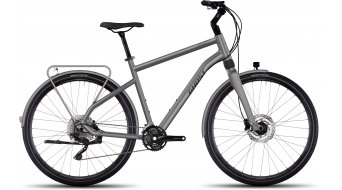 Ghost Square trekking 8 AL trekking bike bike urban gray/black 2017