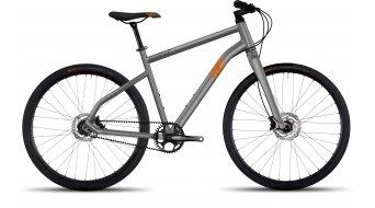 Ghost Square Times AL Fitnessbike bici completa . urban gray/juice arancione/titanio gray mod. 2017
