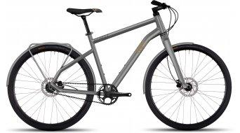 Ghost Square Urban 3 AL Fitnessbike bici completa . urban gray/tan/black mod. 2017