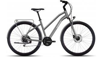 Ghost Square Trekking 4 AL Trekkingbike Komplettrad Damen-Rad urban gray/silver gray Mod. 2017