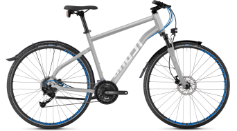 "Ghost Square Cross X 3.8 AL and 28"" Fitness bike bike 2018"