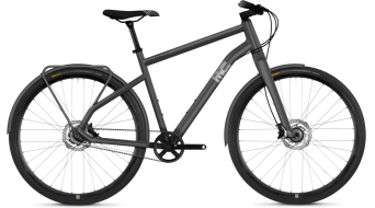 "Ghost Square Urban 5.8 AL 28"" Fitnessbike Komplettrad Gr. XL urban gray/iridium silver/night black Mod. 2020"
