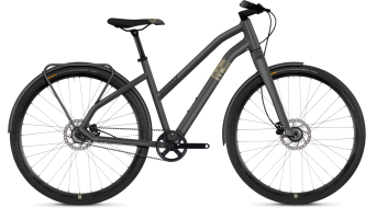 "Ghost Square Urban 3.8 AL W 28"" Fitness bike bike ladies urban gray/tan 2019"