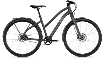 "Ghost Square Urban 5.8 AL W 28"" Fitness bike bike ladies urban gray/iridium silver/night black 2019"