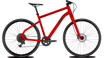 "Ghost Square Speedline 8.8 AL and 28"" Fitness bike bike riot red/night black 2019"