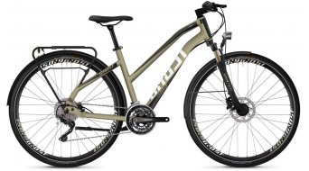 "Ghost Square trekking 6.8 AL W 28"" trekking bike ladies ext gold/jet black/star white 2019"