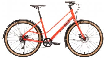 "Kona Coco 27.5"" MTB Komplettrad Damen sunset orange Mod. 2020"