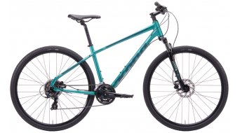 "KONA Splice 28"" horské kolo dark seafoam model 2020"