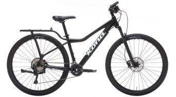 "KONA Shield 29"" fiets maat L black model 2020"