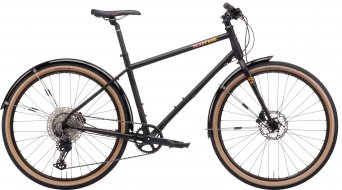 KONA Dr. Dew 27.5 Urban bici completa . matte nero mod. 2021