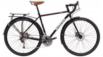 KONA Sutra 28 bike zwart model 2017
