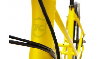 "KONA Coco 28"" bici completa mis. L opaco yellow/mustard decals mod. 2018"
