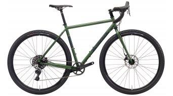 """KONA Sutra LTD 28"""" fiets Gr. mat metallic olive/charcoal & khaki decals model 2018"""