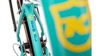 KONA Dew Deluxe 650 Commuter bici completa mis. 46 seafoam mod. 2019