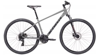 Kona Splice 700 MTB komplett kerékpár gray 2019 Modell