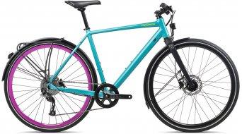 Orbea Carpe 15 28 City úplnýrad gloss blue/matt black model 2021