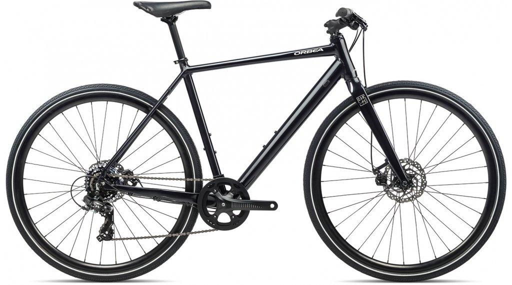 Orbea Carpe 40 28 City bici completa tamaño L gloss night negro Mod. 2021